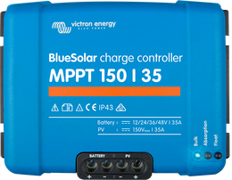BlueSolar MPPT 150/35 do 150/70